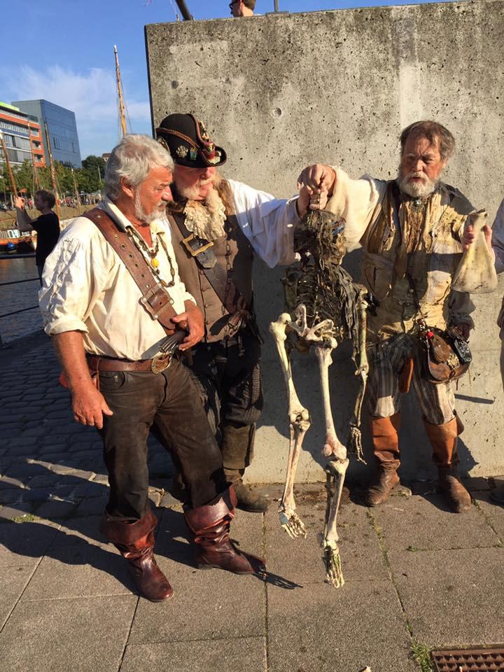 Piraten Früher